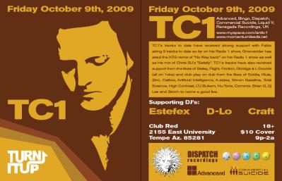 TC1 Flyer